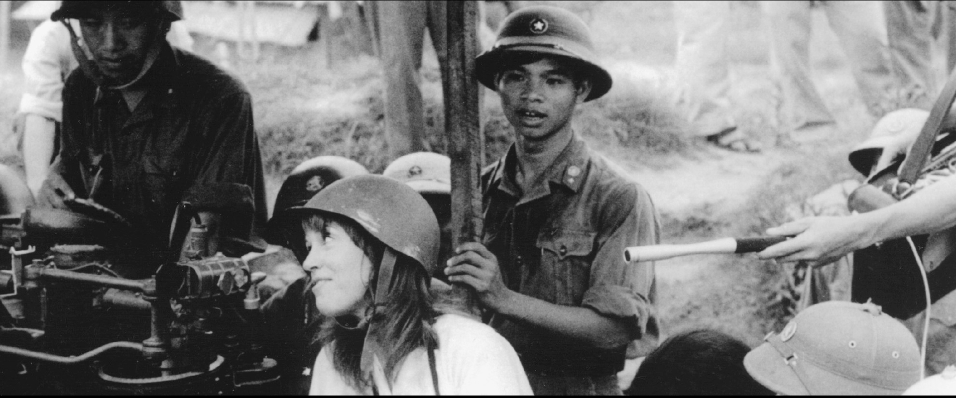 Jane Fonda in North Vietnam